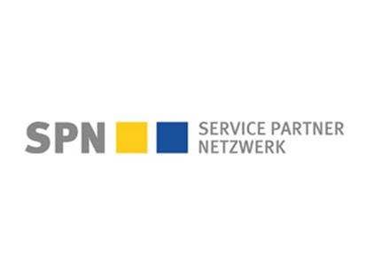 SPN - Service Partner Netzwerk Logo